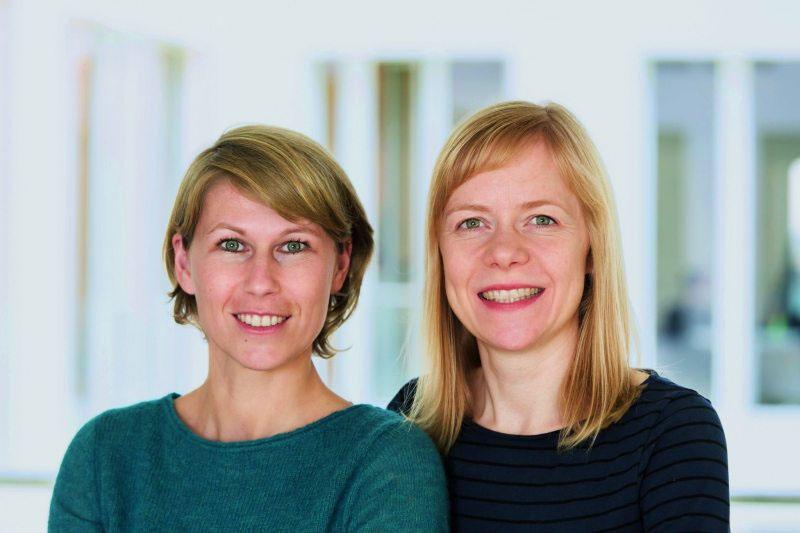 Uli Busch und Sandra Güntner