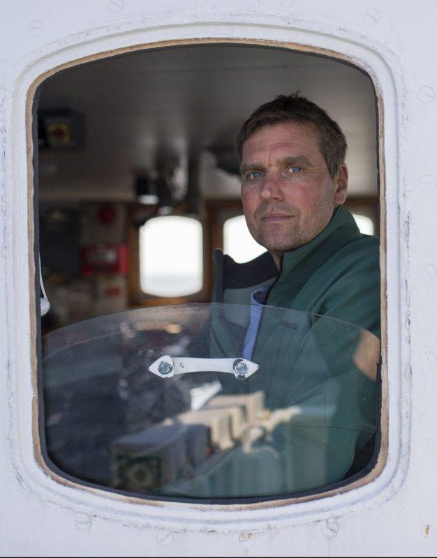 Thilo Maack – Biologe und Meeresexperte bei Greenpeace