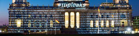 Die TTIP-Verhandlungen waren eine riesige Blackbox – bis Greenpeace die Tür aufriss. Die Geschichte einer Erleuchtung