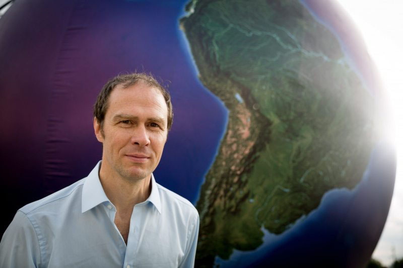 Martin Kaiser war Leiter der internationalen Klimapolitik von Greenpeace. Im Oktober rückte er in die Geschäftsführung auf.