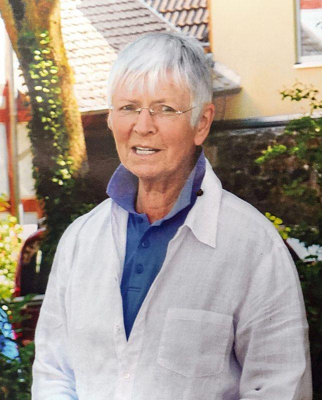 Barbara Bühnemann-Dietrich  Die Frankfurter Juristin und Politologin fördert Greenpeace seit 15 Jahren. Nun spendet sie der Umweltorganisation einen Teil ihres Erbes.