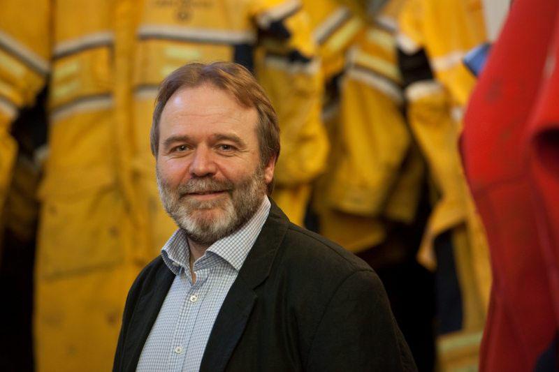 Roland Hipp, Geschäftsführer von Greenpeace e.V.