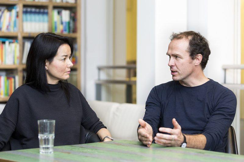 Martin Kaiser hat viele Jahre für Greenpeace nationale und internationale Kampagnen zu den Themen Klima, Wälder, Meere und Arktis geleitet. Als Geschäftsführer ist der 51-Jährige jetzt für Kampagnen zuständig