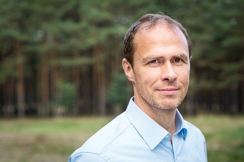 Martin Kaiser, Geschäftsführer Kampagnen von Greenpeace e.V.