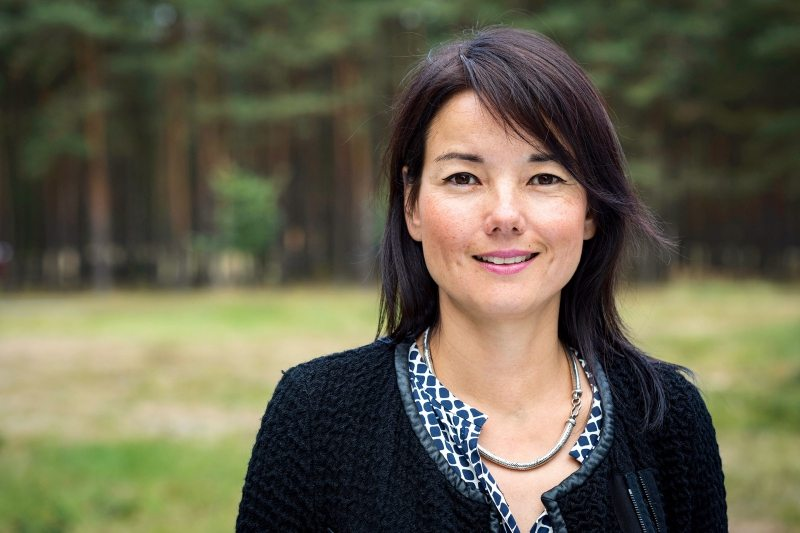 Sweelin Heuss, Geschäftsführerin Öffentlichkeit und Fundraising bei Greenpeace Deutschland