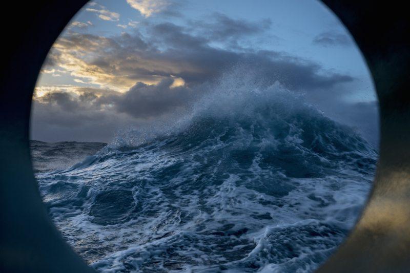 Wildes Meer: Zwischen Kap Hoorn und der Antarktis treffen Ozeane aufeinander.