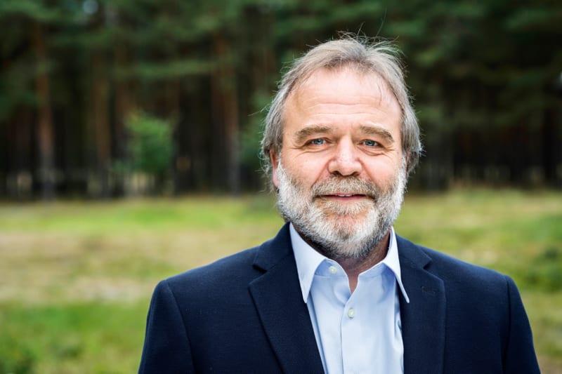 Roland Hipp, Geschäftsführer bei Greenpeace