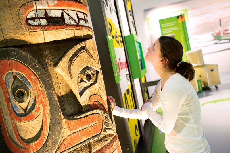 62.000 Menschen besuchten die Greenpeace-Ausstellung seit ihrer Eröffnung Ende 2013