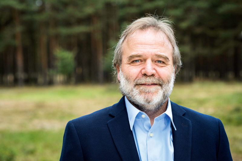 Roland Hipp, Geschäftsführer Greenpeace e.V.