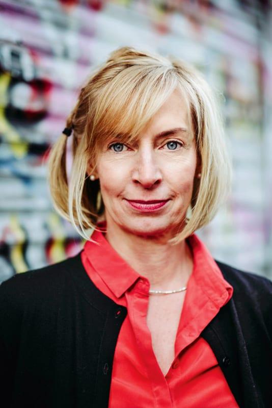 Leiterin der weltweiten Detox-Kampagne: Kirsten Brodde