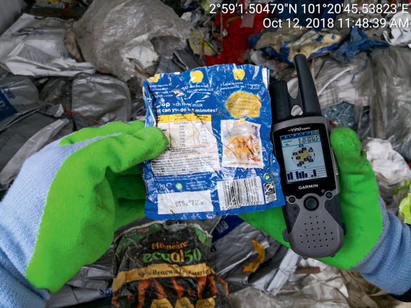 Zwischen 2016 und 2019 hat sich die Einfuhr von Plastikabfällen in Malaysia verdreifacht. Der Verpackungsmüll stammt aus unterschiedlichen Industrieländern