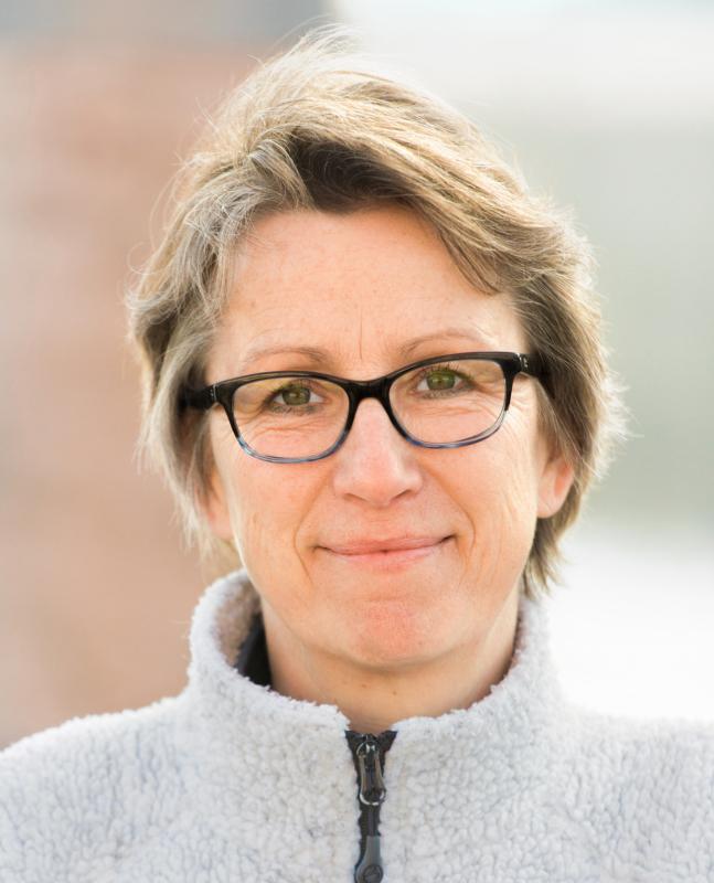 Claudia Frommhold-Hagen, Leiterin Förderer Service Greenpeace Deutschland e.V.