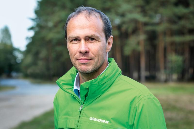 Martin Kaiser, Geschäftsführender Vorstand Greenpeace e.V.